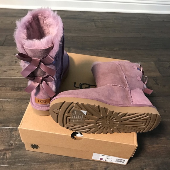 UGG Shoes - {UGG} Bailey Bow II Boots